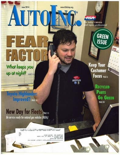 Media Scan for Auto Inc