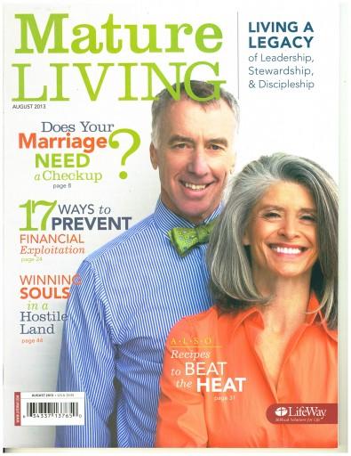 Media Scan for Mature Living