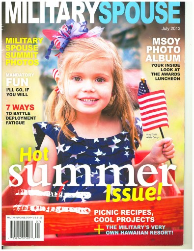 Media Scan for Military Spouse