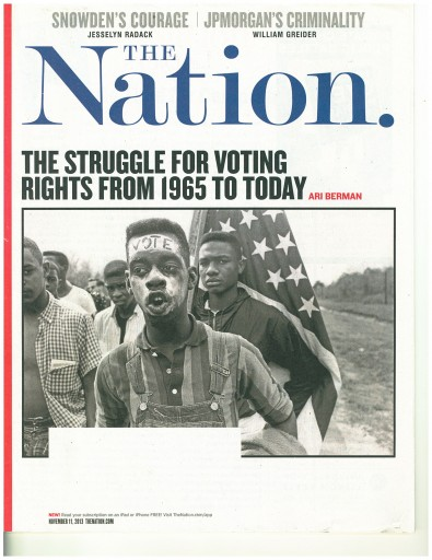 Media Scan for The Nation