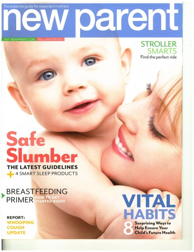 Media Scan for New Parent