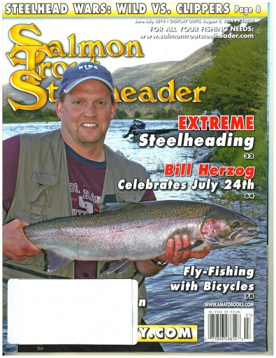 Media Scan for Salmon Trout Steelheader