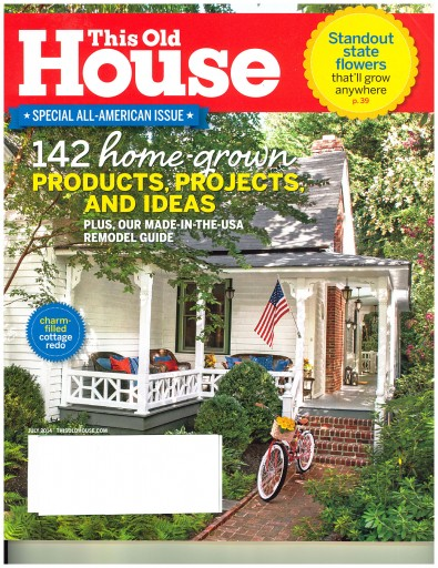 Media Scan for This Old House