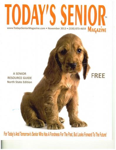 Media Scan for Today's Senior Magazine - CA
