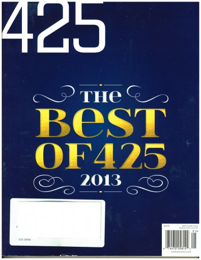 Media Scan for 425 Magazine