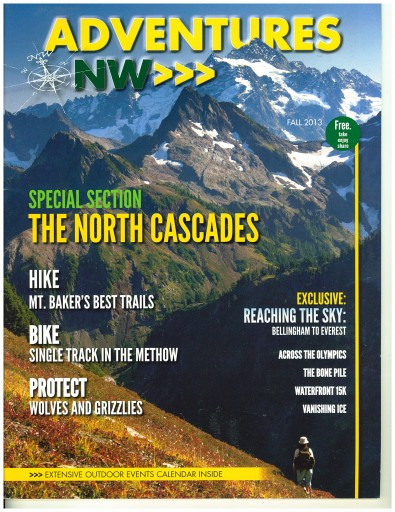 Media Scan for Adventures NW Magazine