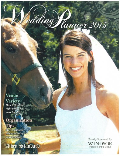 Media Scan for Aiken Standard Wedding Planner