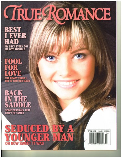 Media Scan for Women's Romance Series