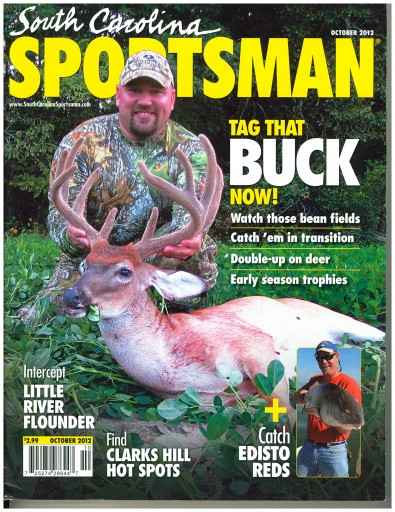 Media Scan for Carolina Sportsman
