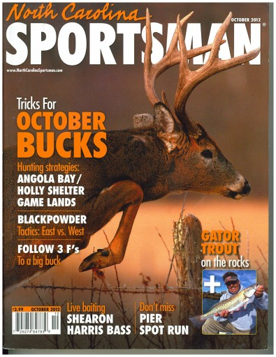 Media Scan for North Carolina Sportsman