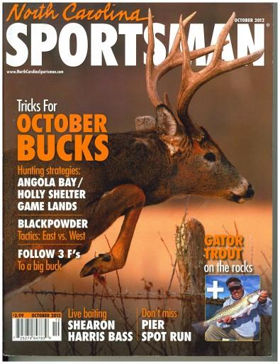 Media Scan for North Carolina Sportsman