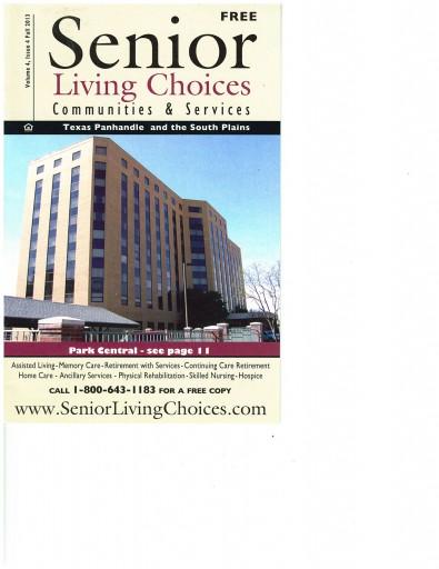 Media Scan for Senior Living Choices