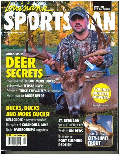 Media Scan for Louisiana Sportsman
