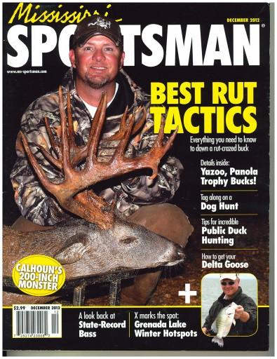 Media Scan for Mississippi Sportsman