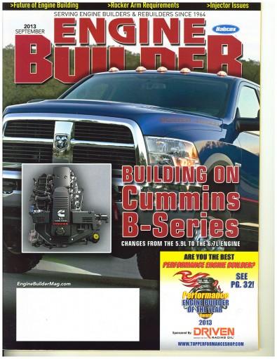 Media Scan for Engine Builder