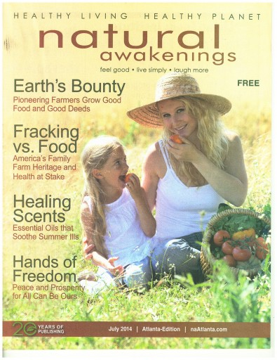Media Scan for Natural Awakenings