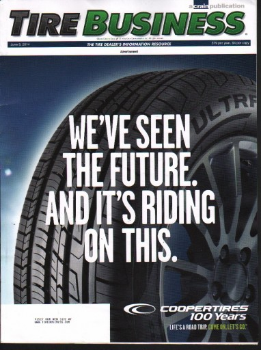 Media Scan for Tire Business