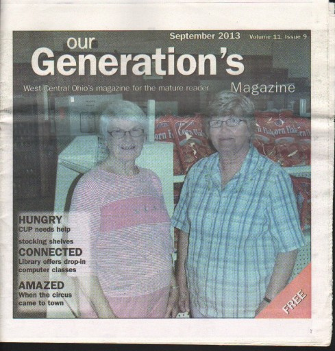 Media Scan for Lima News - Our Generation's Magazine
