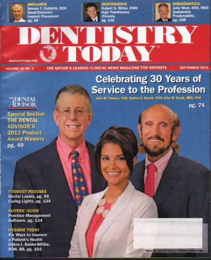 Media Scan for Dentistry Today