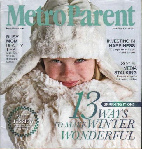 Media Scan for Metro Parent (Michigan)
