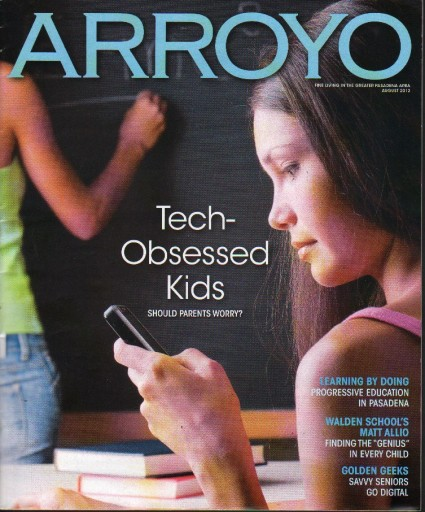 Media Scan for Arroyo Monthly