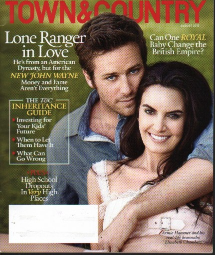 Media Scan for Town & Country