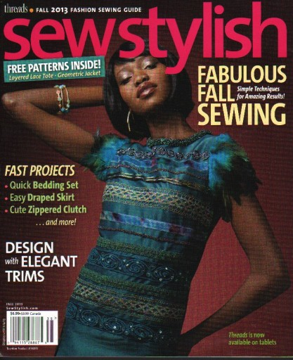 Media Scan for Sew Stylish and Craft Stylish SIPs