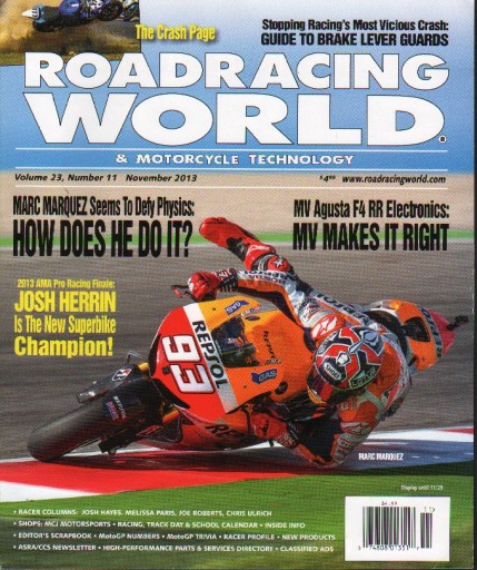 Media Scan for Roadracing World