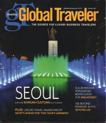 Media Scan for Global Traveler