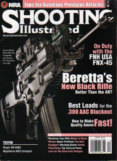 Media Scan for Shooting Illustrated