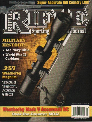 Media Scan for Rifle