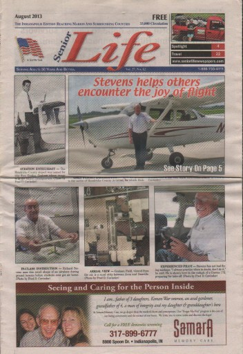 Media Scan for Senior Life Newspapers - IL, OH, IN