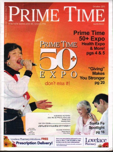 Media Scan for Prime Time Monthly