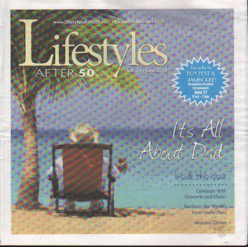 Media Scan for Lifestyles After 50