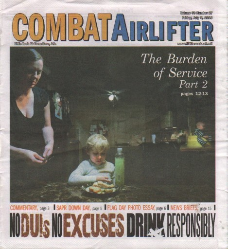 Media Scan for Combat Airlifter