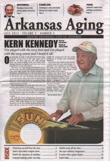 Media Scan for Arkansas Aging