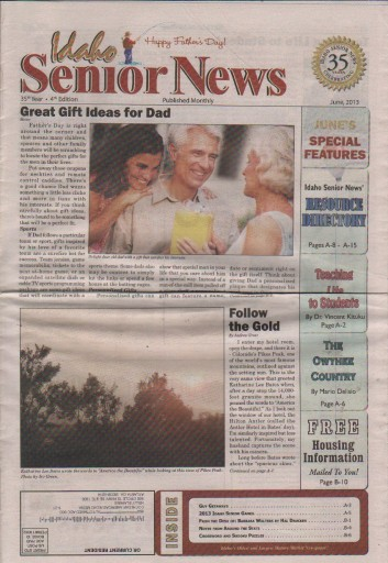Media Scan for Idaho Senior News