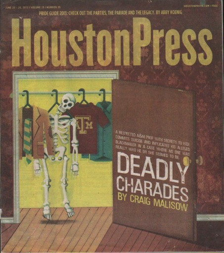 Media Scan for Houston Press