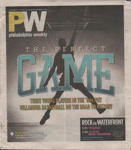 Media Scan for Philadelphia Weekly