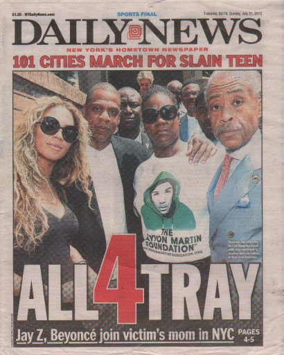 Media Scan for New York Daily News