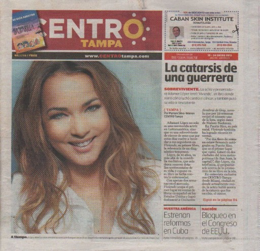 Media Scan for Centro Tampa- Saint Petersburg
