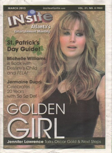 Media Scan for Insite Atlanta