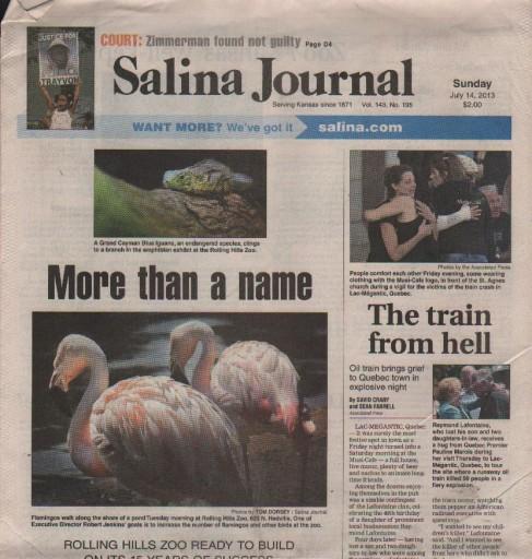 Media Scan for Salina Journal