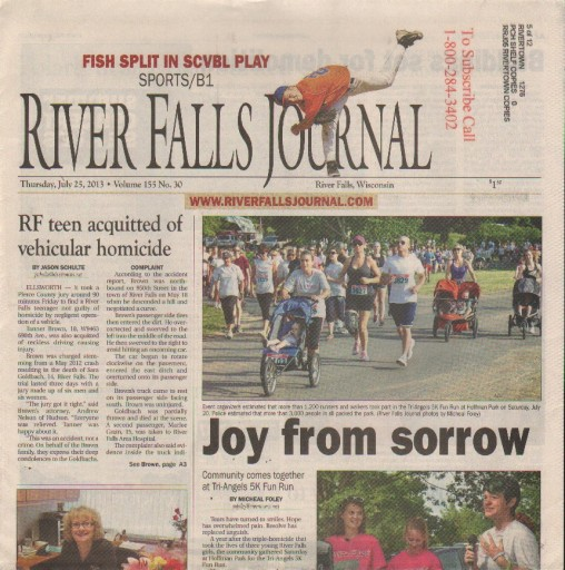 Media Scan for River Falls Journal