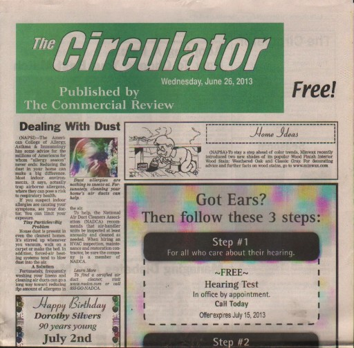 Media Scan for Portland Commercial Review - Circulator TMC
