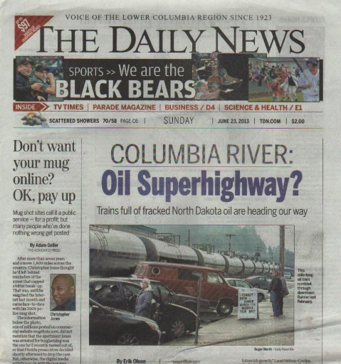 Media Scan for Longview Daily News