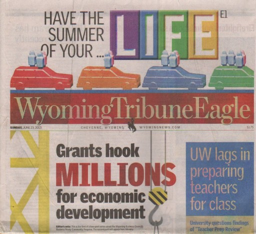 Media Scan for Cheyenne Tribune-Eagle