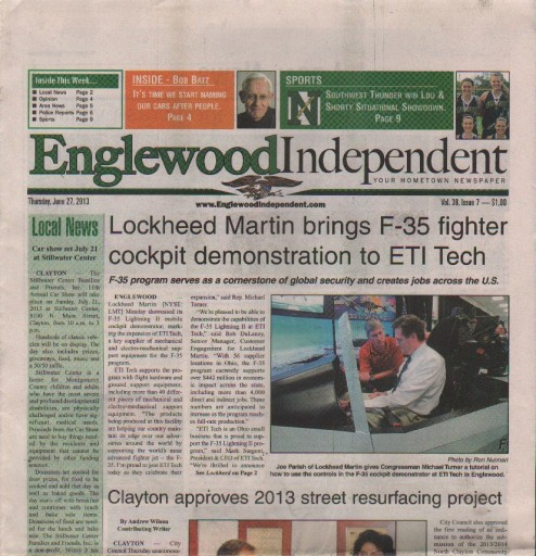 Media Scan for Englewood Trotwood Independent