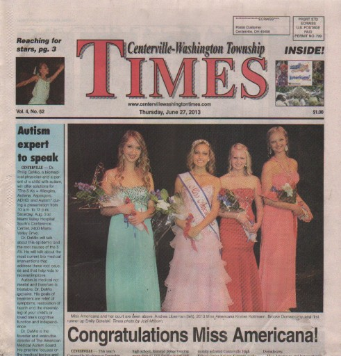 Media Scan for Centerville Bellbrook Times