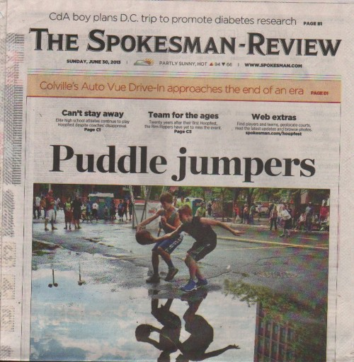 Media Scan for Spokane Spokesman Review